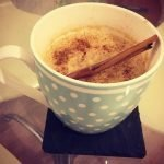 Healthy Pumpkin Spiced Winter Warmer