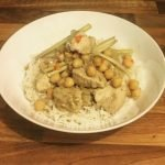 Coconut & Chicken Thai Curry