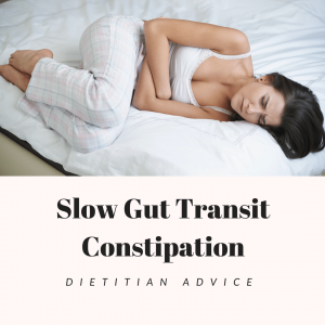 Slow Gut Transit Constipation – What To Eat