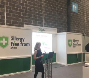 Allergy & Free From Show 2017 Liverpool – Q & A