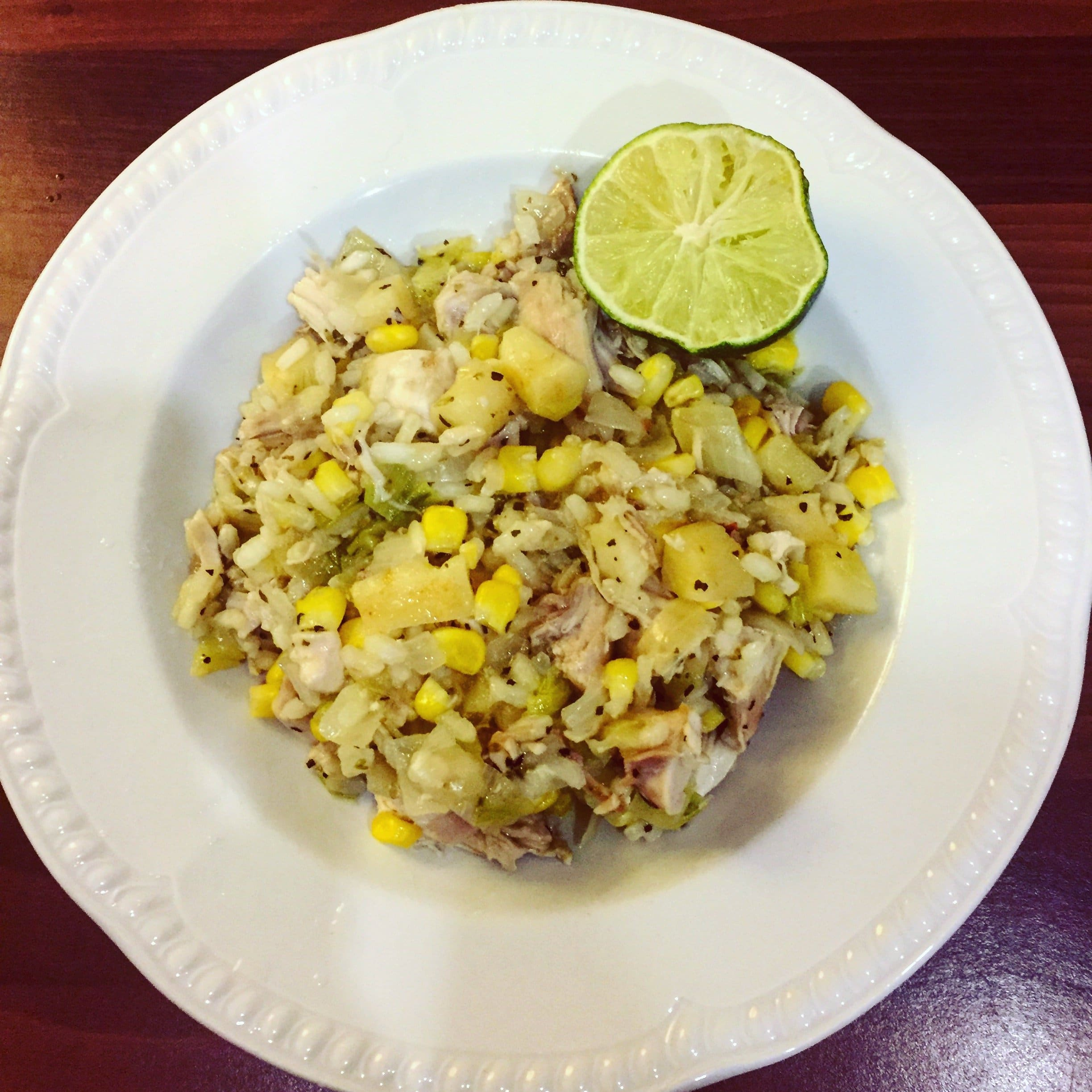 Gluten Free Low FODMAP Risotto