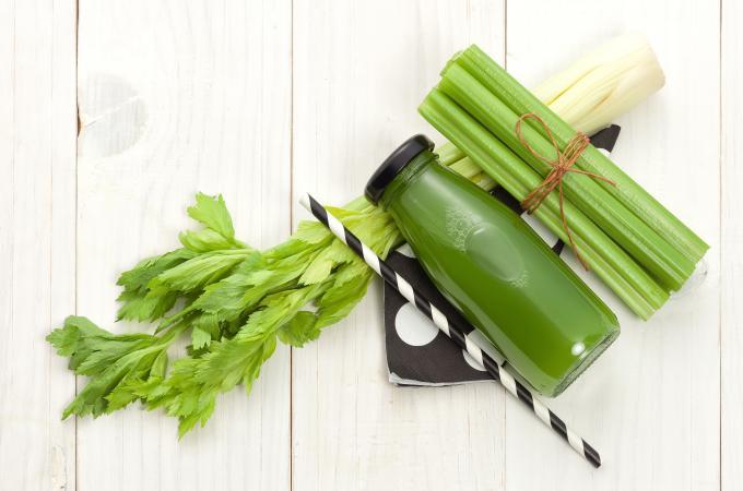 celery juice IBS