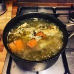 Low FODMAP Chicken Stock Recipe