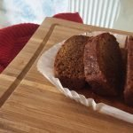 Low FODMAP, Gluten Free & Dairy Free Sticky Ginger Cake