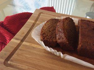 Low FODMAP, Gluten Free & Dairy Free Sticky Ginger Cake
