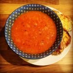 Healthy Hearty Tomato Soup