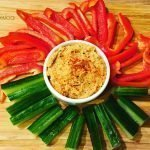 Low FODMAP Hummus With Smoked Paprika