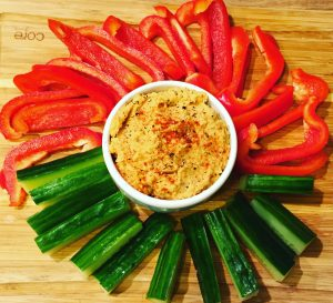 low FODMAP hummus