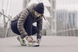 women exercising to demonstrate good gut health