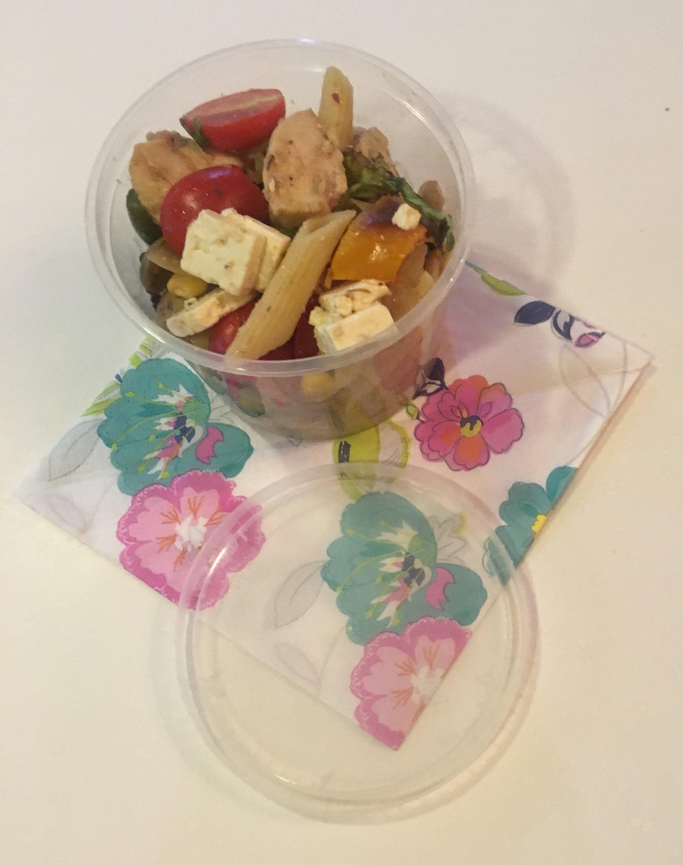 low FODMAP pasta salad