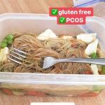 A 'Healthier' Gluten Free Noodle Pot