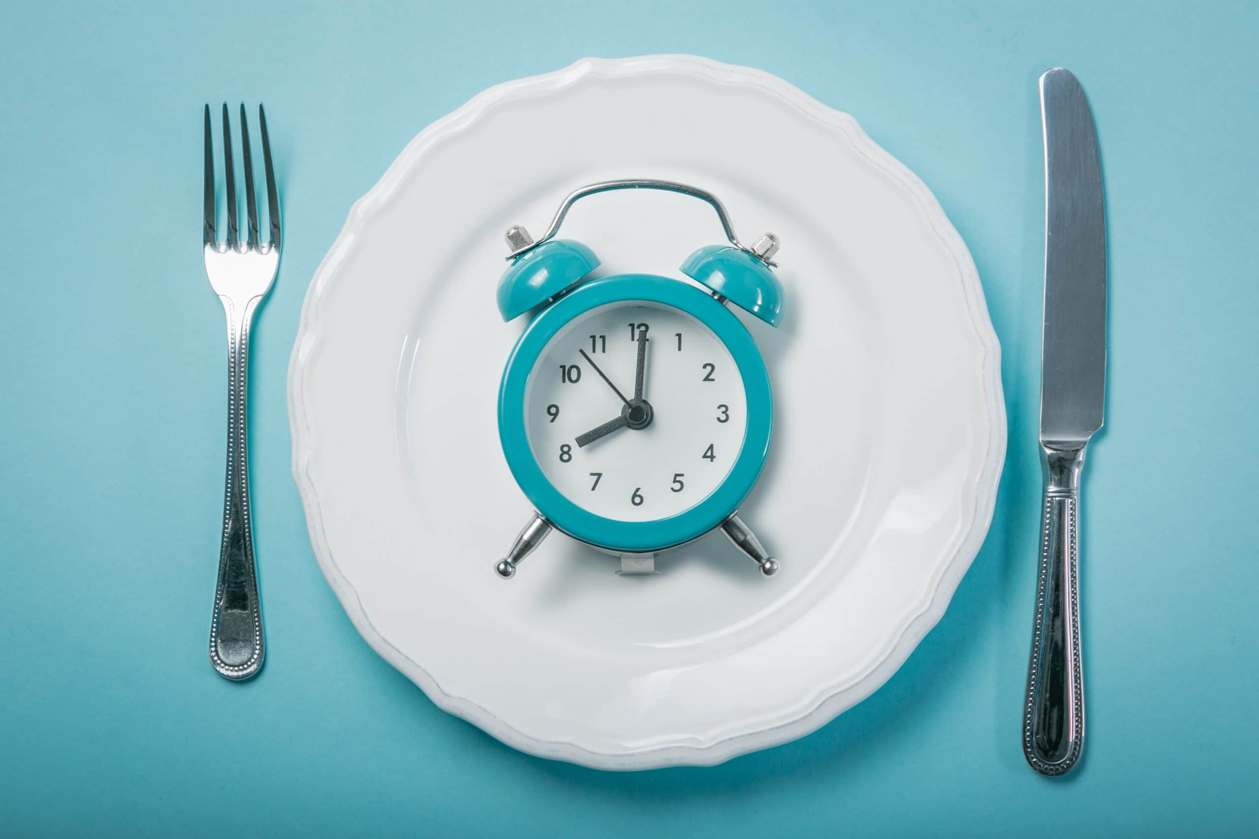 fasting IBS