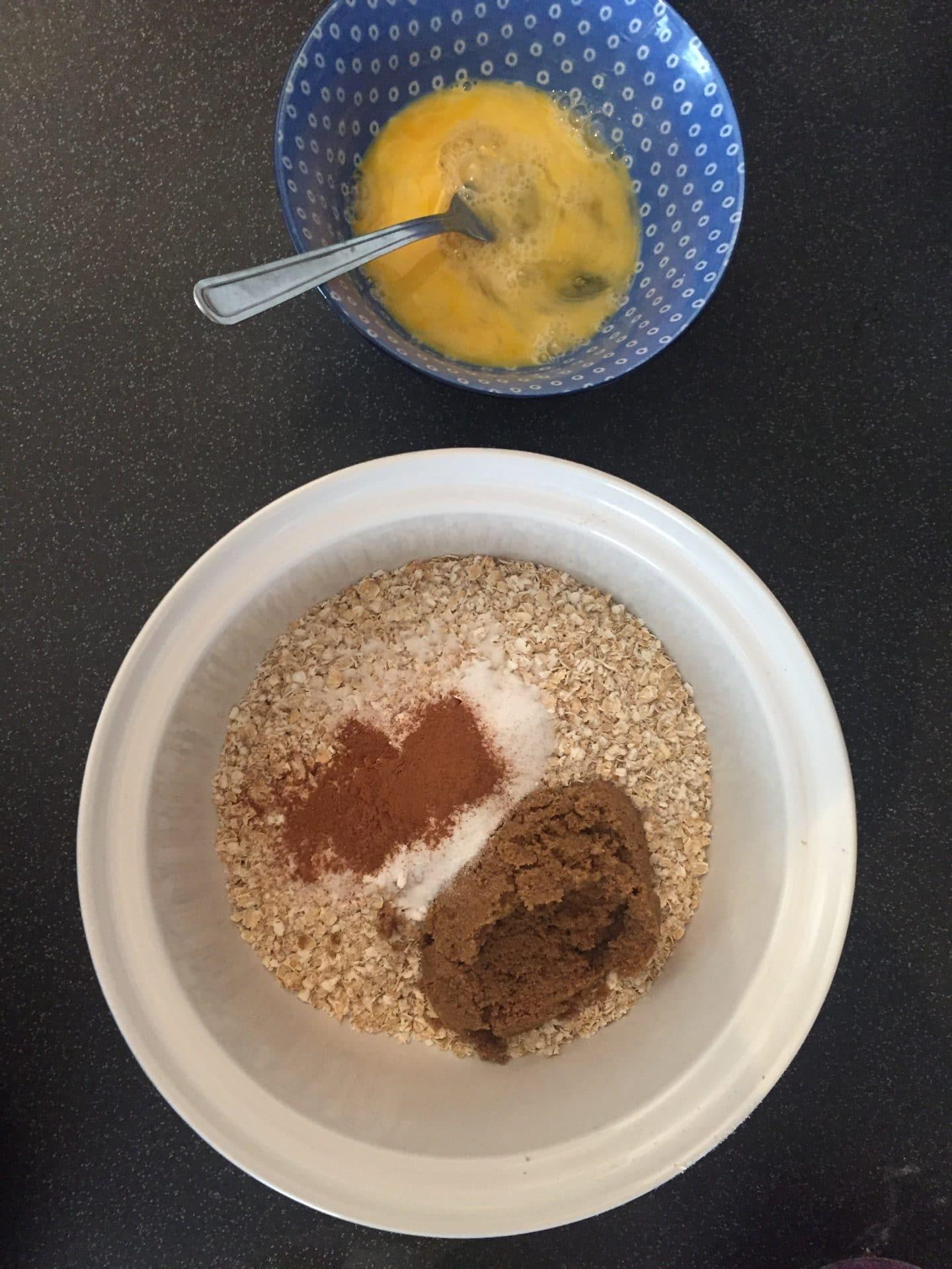 low FODMAP cereal bars