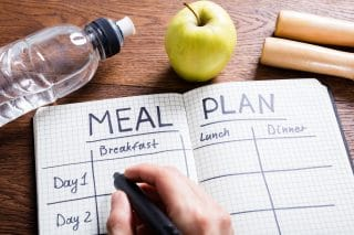 low FODMAP meal plans