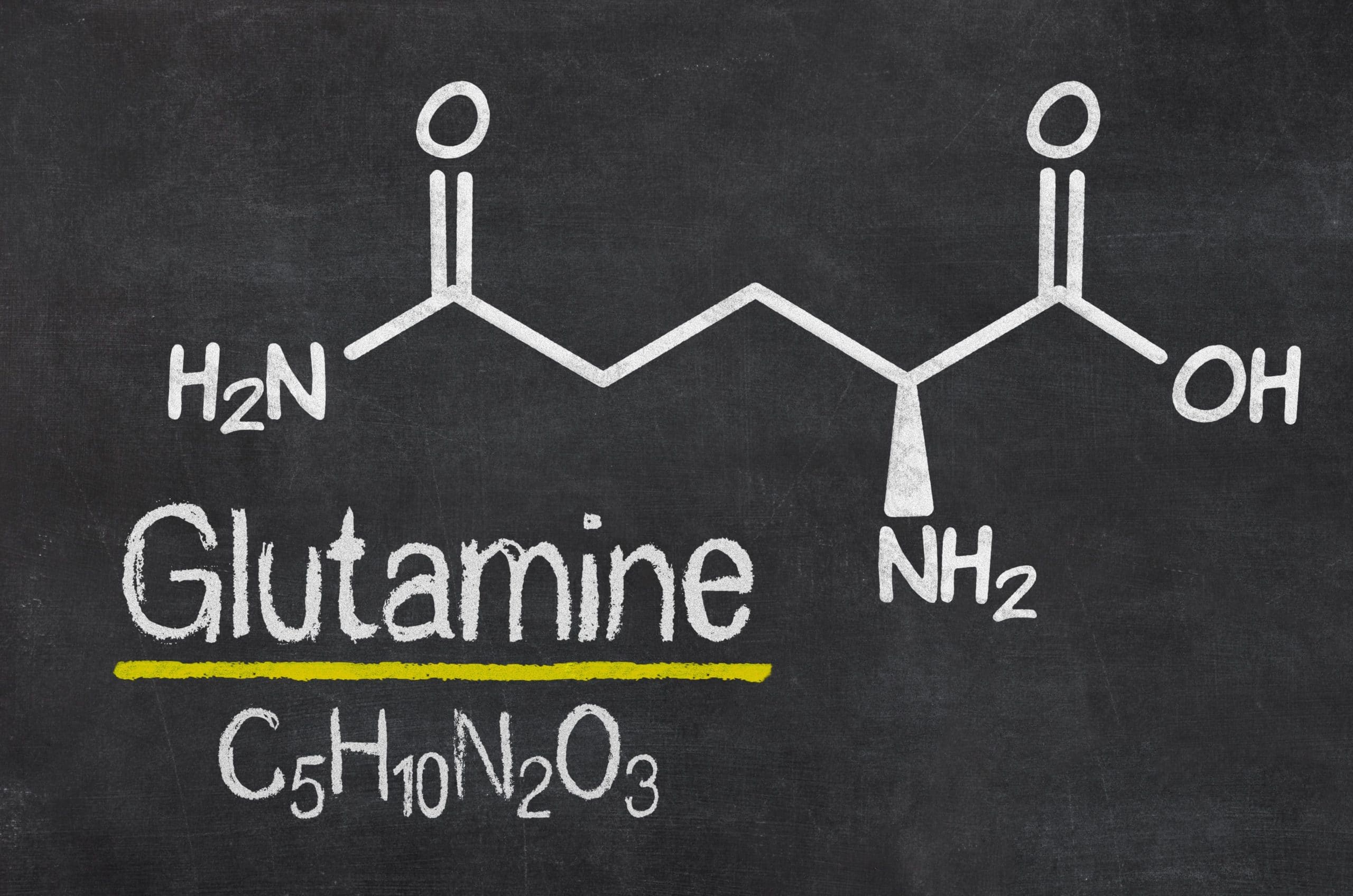 glutamine and IBS