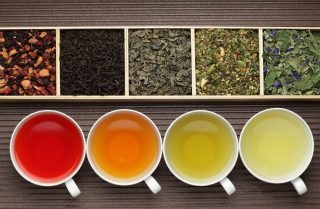 safe tea for IBS