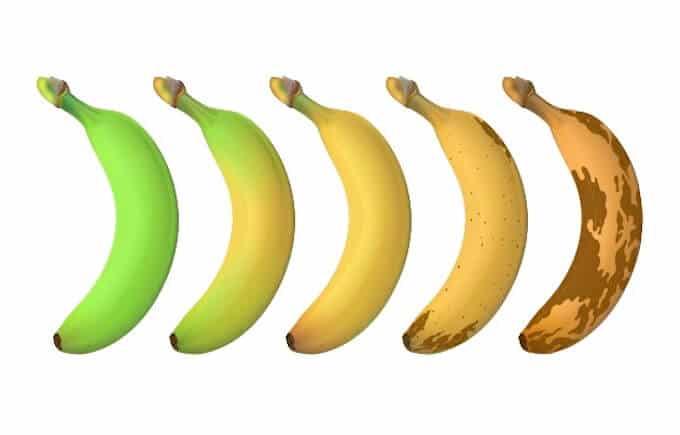 Banana ripeness