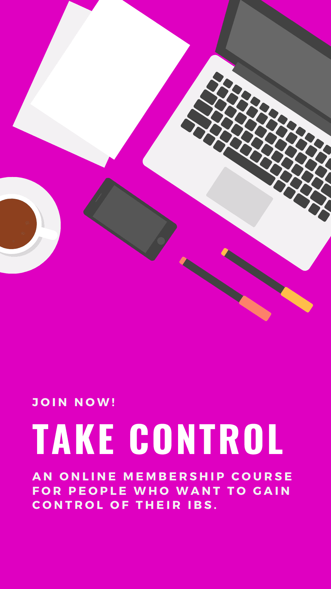 Take Control IBS Online Course
