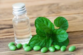 peppermint oil capsules IBS