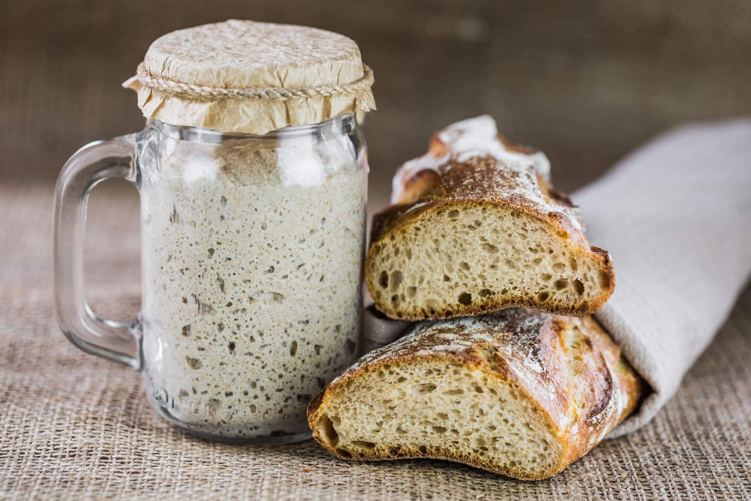 is sourdough bread low FODMAP