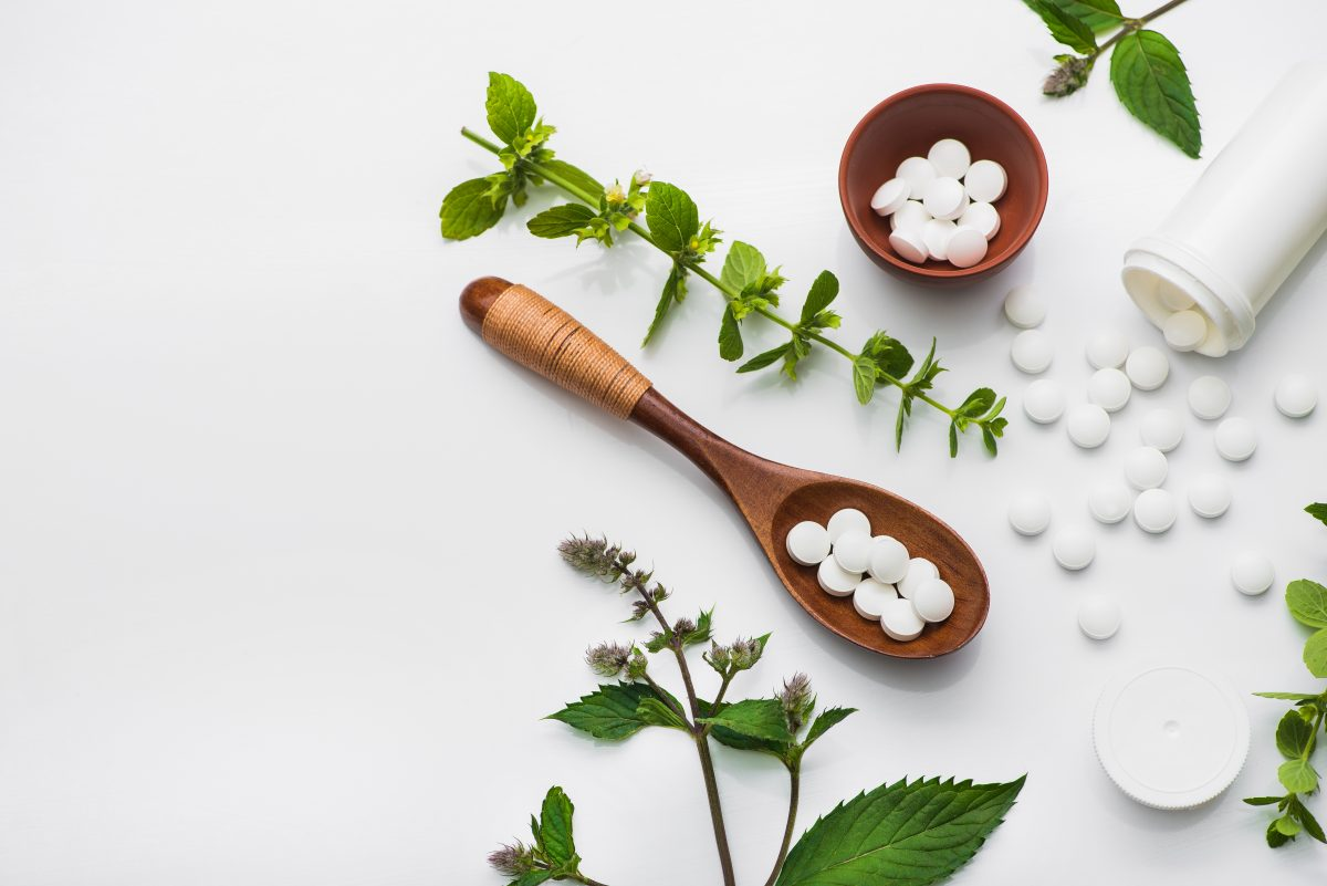 Herbal supplements for SIBO