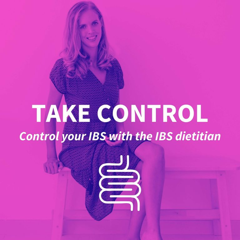 Take Control - a podcast for people with IBS