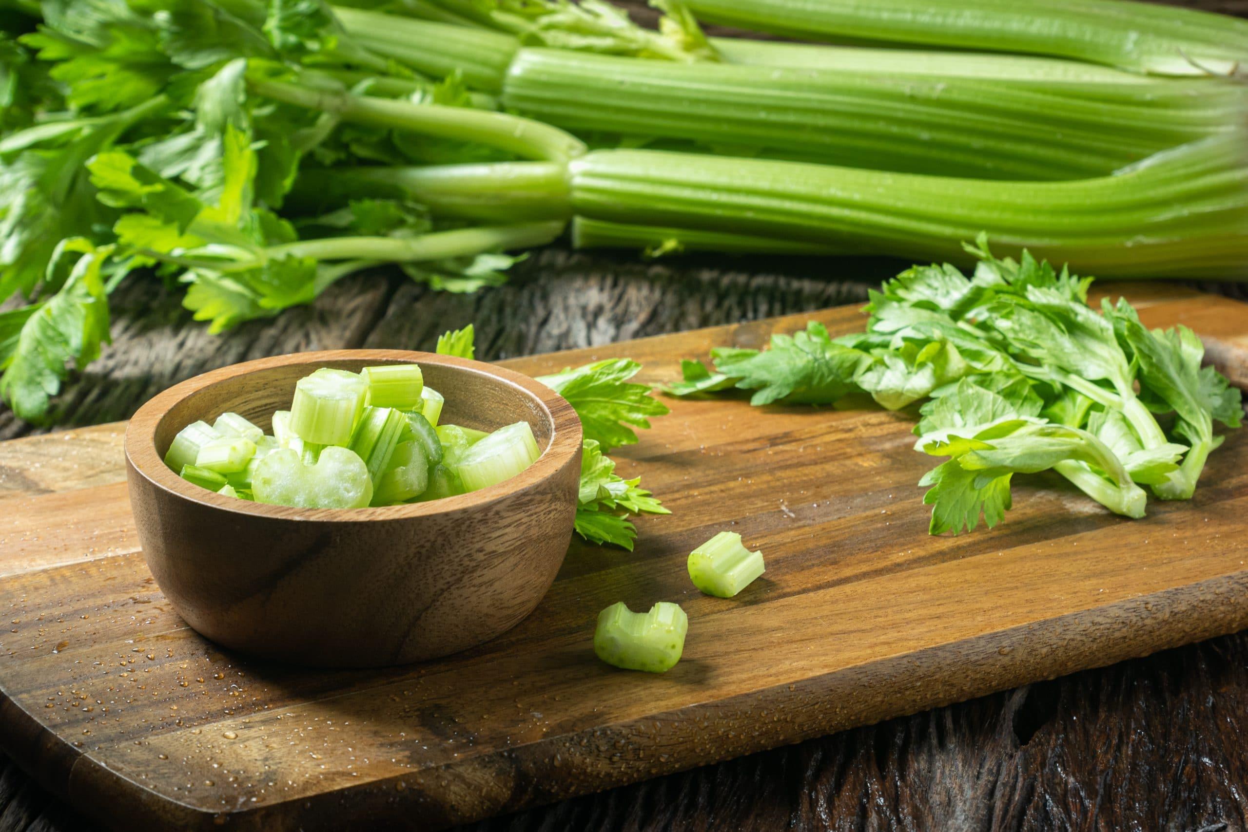 low FODMAP celery