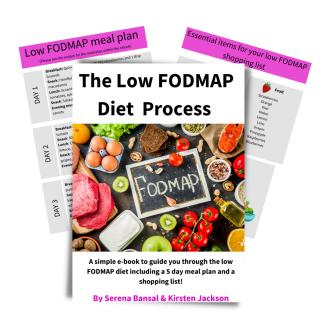 low FODMAP diet e book