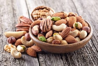 low FODMAP nuts